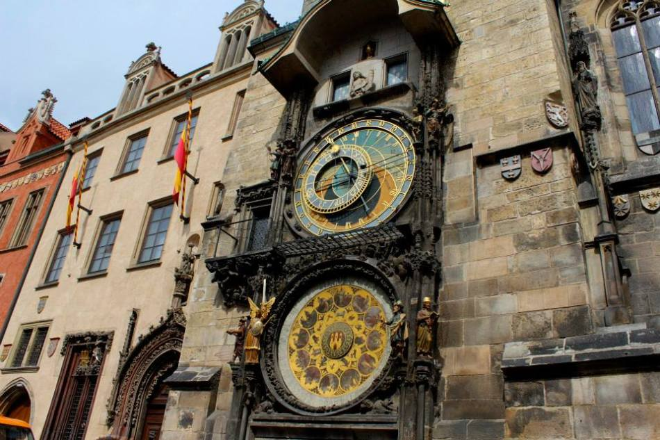 World Famous Astronomical Clock