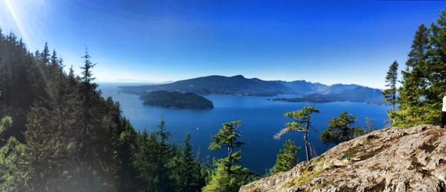 Another hike on Bowen Island, BC