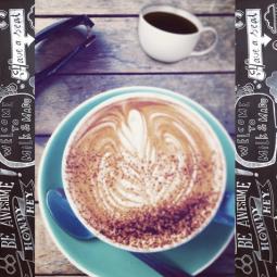 Milk & Madu Cafe