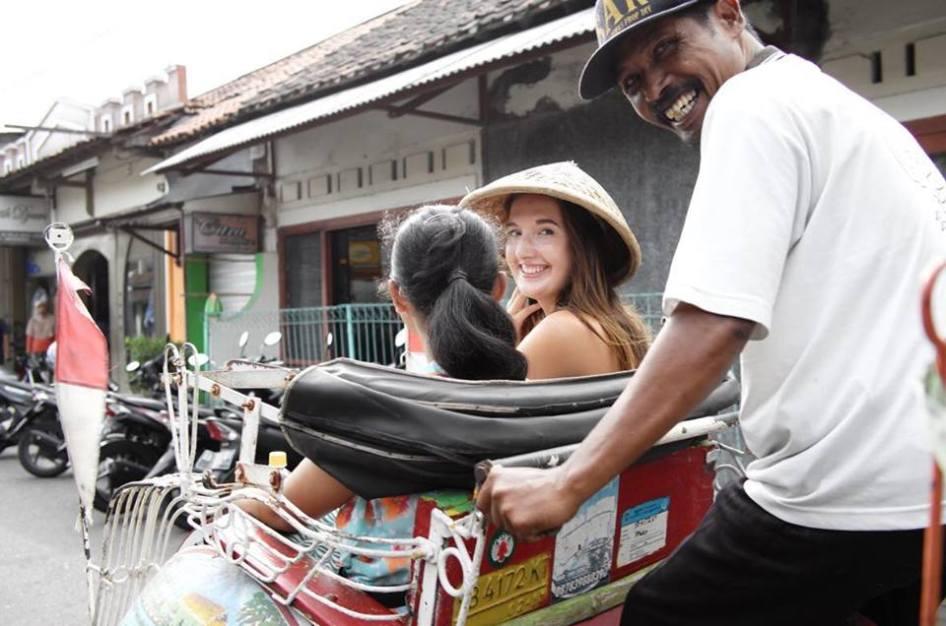 in Yogyakarta
