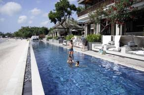 Sundara Resort in Bali