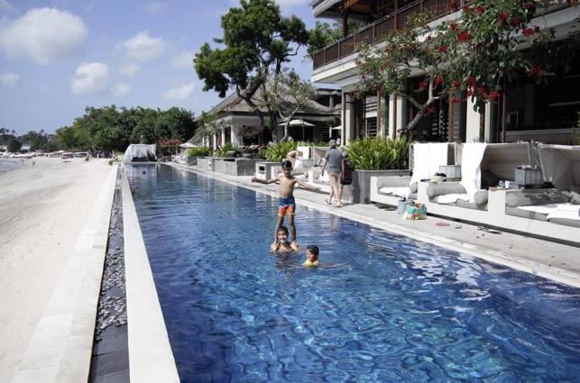 Sundara Resort in Bali